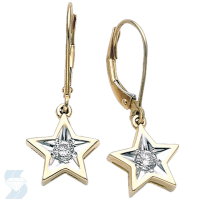 02138 0.20 Ctw Fashion Earring