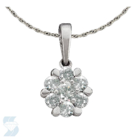 02220 0.23 Ctw Fashion Pendant