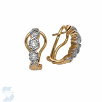 02254 1.04 Ctw Fashion Earring