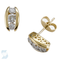 02256 0.48 Ctw Fashion Earring