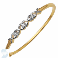 02266 1.06 Ctw Fashion Bracelet