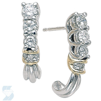 02612 0.52 Ctw Fashion Earring