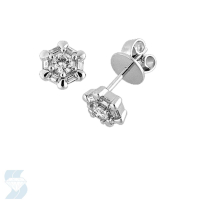 03266 0.45 Ctw Fashion Earring