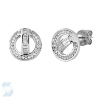 03533 0.49 Ctw Fashion Earring