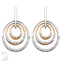 03626 0.48 Ctw Fashion Earring