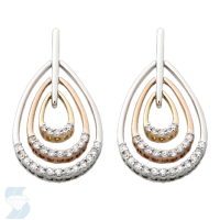 03630 0.48 Ctw Fashion Earring