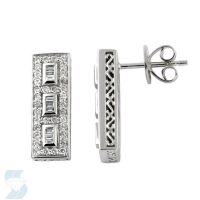 03676 0.45 Ctw Fashion Earring