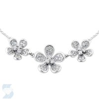 03697 0.31 Ctw Fashion Necklace