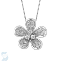 03708 0.15 Ctw Fashion Pendant