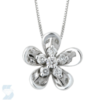 03712 0.15 Ctw Fashion Pendant