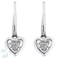 03803 0.11 Ctw Fashion Earring