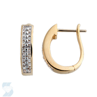 03813 0.33 Ctw Fashion Earring