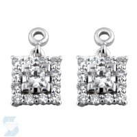 03902 0.49 Ctw Fashion Earring