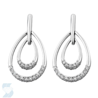 03916 0.25 Ctw Fashion Earring