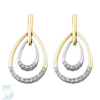 03987 0.25 Ctw Fashion Earring