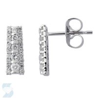 04087 0.32 Ctw Fashion Earring