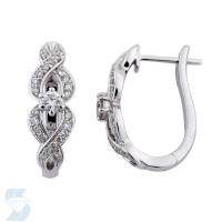 04096 0.44 Ctw Fashion Earring