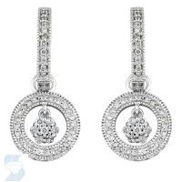 04271 0.48 Ctw Fashion Earring