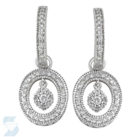 04275 0.54 Ctw Fashion Earring