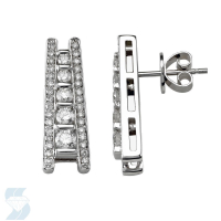 04288 0.97 Ctw Fashion Earring
