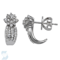 04435 0.52 Ctw Fashion Earring