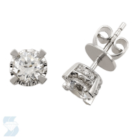 04439 1.12 Ctw Fashion Earring