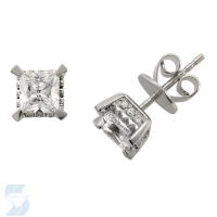 04441 1.12 Ctw Fashion Earring