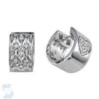 04669 0.43 Ctw Fashion Earring