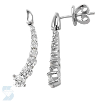 04778 0.99 Ctw Fashion Earring