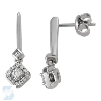 04789 0.36 Ctw Fashion Earring