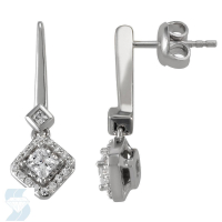 04791 0.54 Ctw Fashion Earring