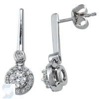 04847 0.77 Ctw Fashion Earring