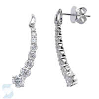 04874 1.48 Ctw Fashion Earring