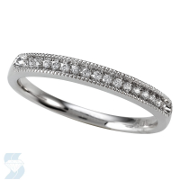 04961 0.10 Ctw Bridal Band
