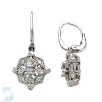 04996 0.23 Ctw Fashion Earring