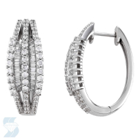 05148 1.45 Ctw Fashion Earring