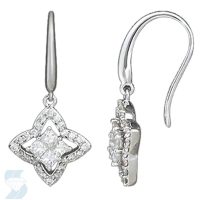 05163 0.75 Ctw Fashion Earring