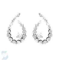 05164 0.91 Ctw Fashion Earring