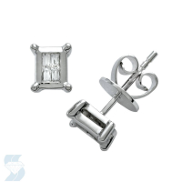 05250 0.09 Ctw Fashion Earring
