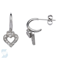 05264 0.15 Ctw Fashion Earring