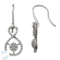 05332 0.51 Ctw Fashion Earring