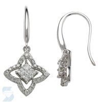 05352 0.50 Ctw Fashion Earring