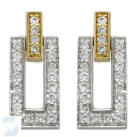 05624 0.29 Ctw Fashion Earring