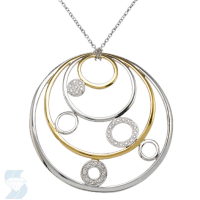 05810 1.00 Ctw Fashion Pendant