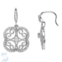 05886 0.51 Ctw Fashion Earring