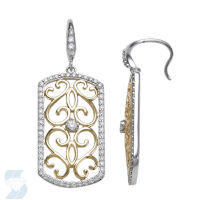 05887 0.63 Ctw Fashion Earring