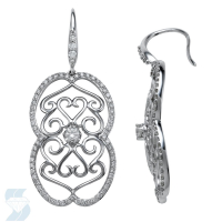 05888 0.72 Ctw Fashion Earring