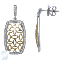05899 0.34 Ctw Fashion Earring