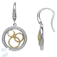 05901 0.25 Ctw Fashion Earring