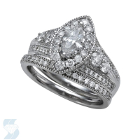 5922 1.36 Ctw Bridal Engagement Ring